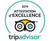 Tripadvisor Excellence 2019