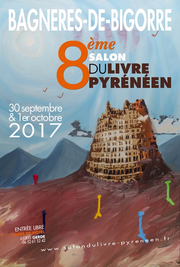 Salon du livre pyr n en 30 septembre 1er octobre 2017 for Salon du cannabis 2017