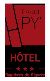 logo du Carré Py' Hôtel
