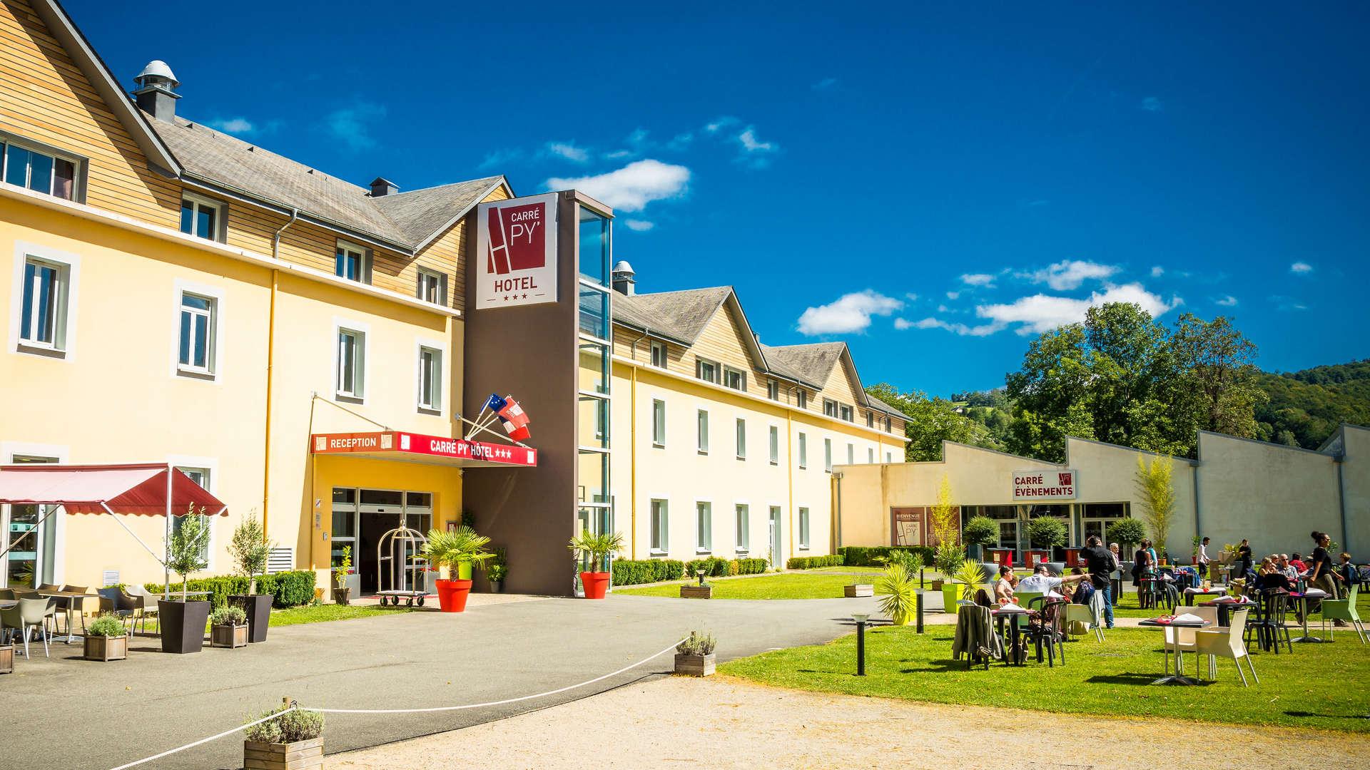Carré Py' Hôtel à Bagnères-de-Bigorre
