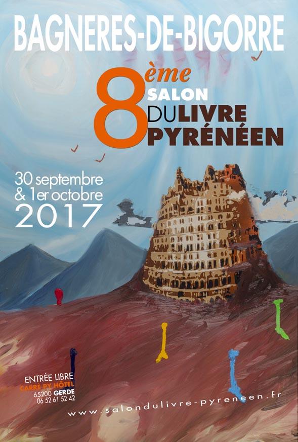 Salon du livre pyr n en 30 septembre 1er octobre 2017 for Salon du livre 2017 montreuil